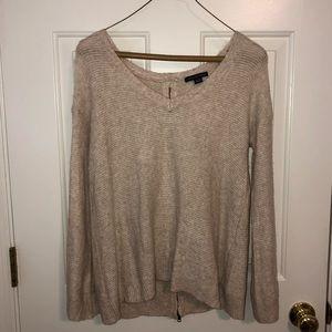 American Eagle Tan Sweater